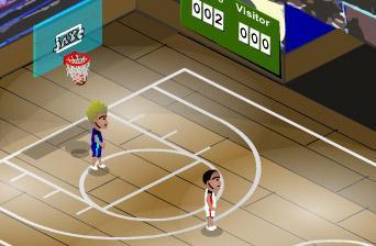 Брутальный баскетбол