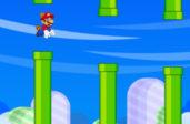 Марио и Луиджи Flappy Bird