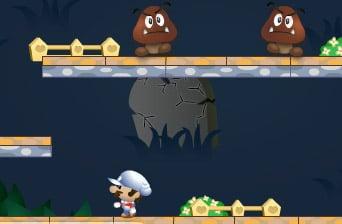 Марио и Персик