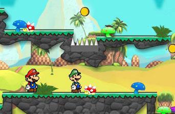 Марио: Золотая лихорадка 2