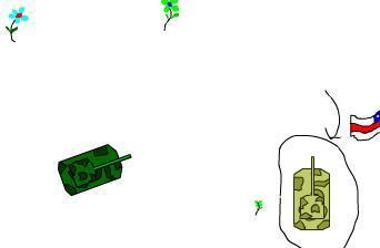 Нарисованные танки