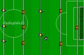 Настольный футбол 3