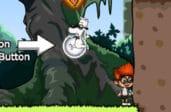 Пибоди и Шерман в волшебном лесу