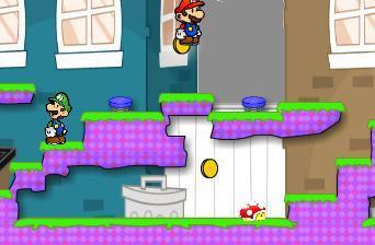 Приключения Марио и Луиджи 2