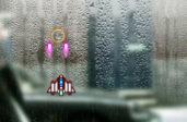 Во время дождя