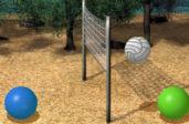 Волейбол шариками