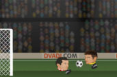 Футбол головами 2014