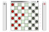 Красно-чёрные шашки