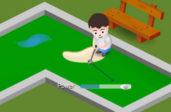 Маленький гольфист