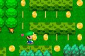 Марио в мире Пакмана