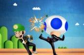 Уличные бои с Марио